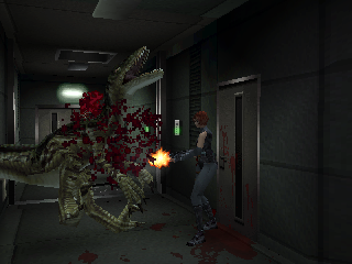 Screenshot Thumbnail / Media File 1 for Dino Crisis [U]